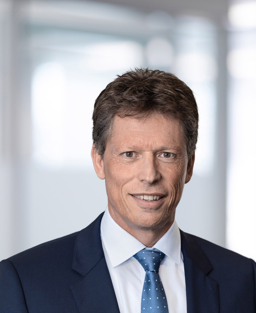 Matthias Rebellius appointed new CEO of Building Technologies Division | Press | Company | Siemens